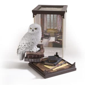 Figurine Hedwige Créatures Magiques