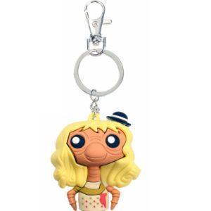 Porte clé E.T 3D
