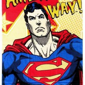 Serviette de plage Superman DC Comics