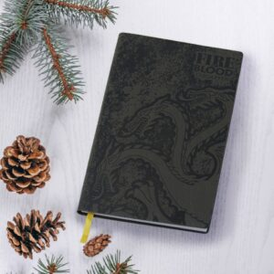 Carnet de notes Game of Thrones Targaryen