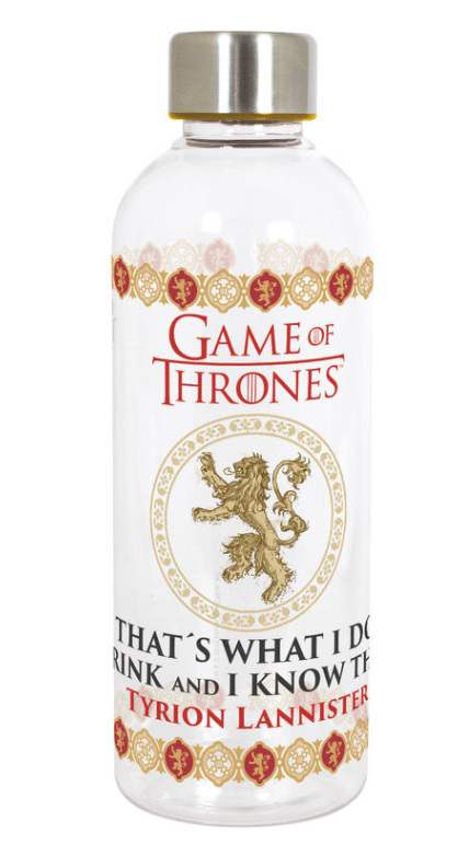 Gourde Game of Thrones Lannister