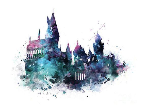 Chateau Poudlard - My Little Wizard