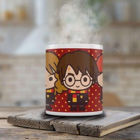 Mug Harry Potter Chibi Ron et Hermione