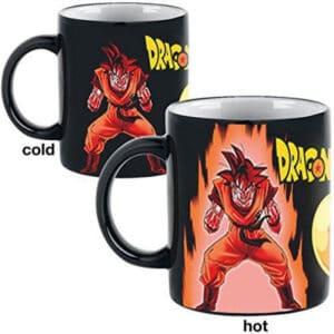 Mug Dragon Ball Thermoreactif