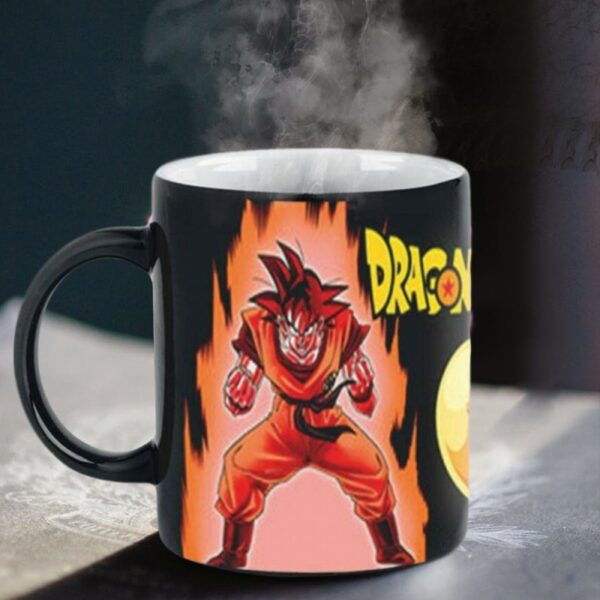 Mug Dragon Ball Z Thermoreactif