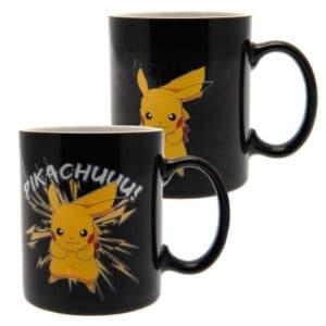 Mug Pokemon Thermoreactif