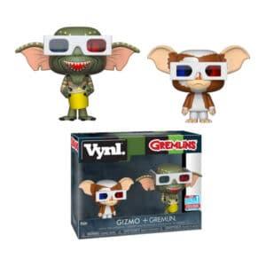 Pack Figurines Gremlins - My Little Wizard