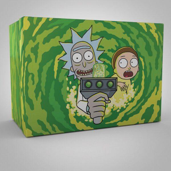 Coffret Cadeau Rick et Morty - My Little Wizard
