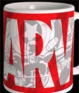Mug Marvel Comics