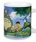 Mug Totoro Fishing