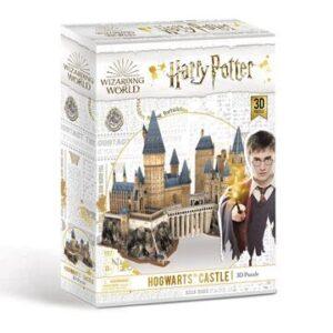 Puzzle 3D Harry Potter Chateau Poudlard