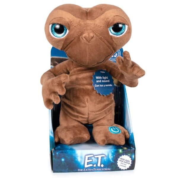 Peluche E.T Interactive 25cm