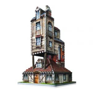 Puzzle 3D Le Terrier La Maison des Weasley