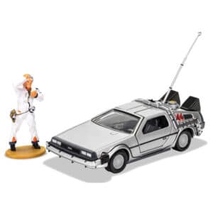 figurine Doc Retour vers le futur