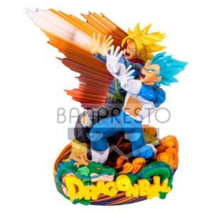 Figurine Vegeta et Trunks 20cm - Dragon Ball Z