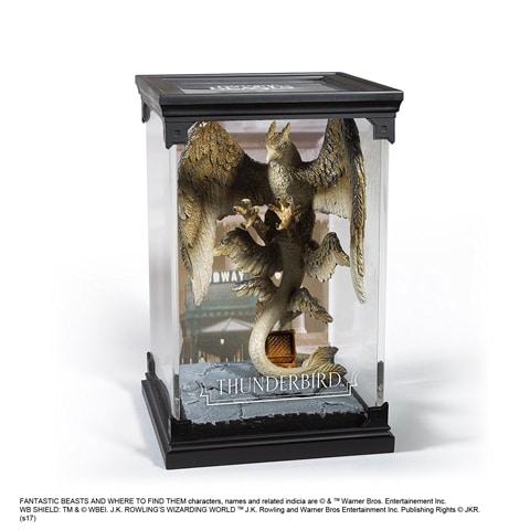 Figurine Oiseau Tonnerre Créatures Magiques