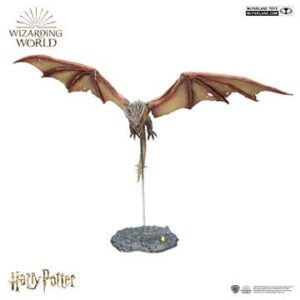 figurine dragon harry potter