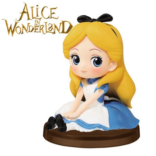 Figurine Q Posket Disney Alice au pays des merveilles
