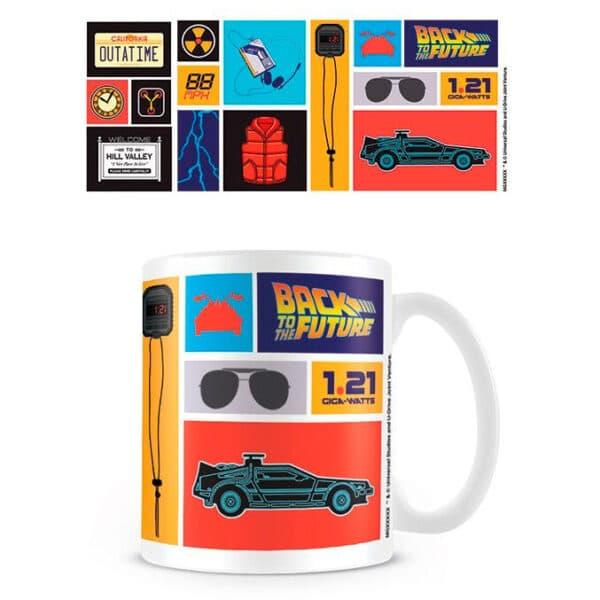 Mug Retour vers le futur