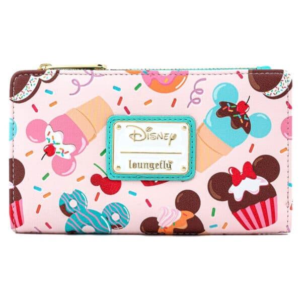 Portefeuille Loungefly Minnie Disney
