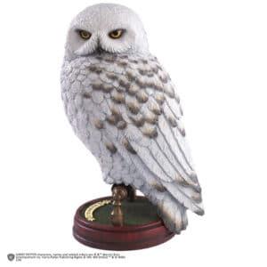 Sculpture Hedwige Harry Potter