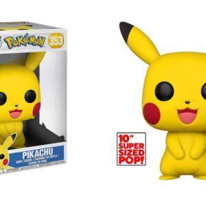 Figurine Pop Pikachu 25cm