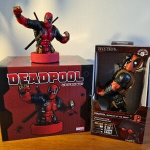 Pack Figurines Deadpool Mylittlewizard