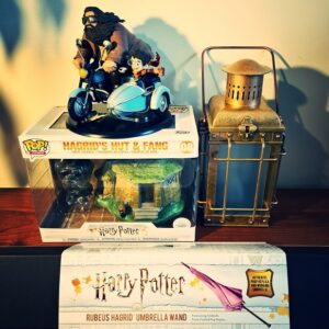 Pack Objets Rubeus Hagrid