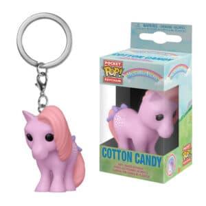 Porte clef Pop My Little Pony Rose