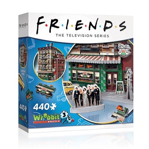 Puzzle 3D Friends Wrebbit