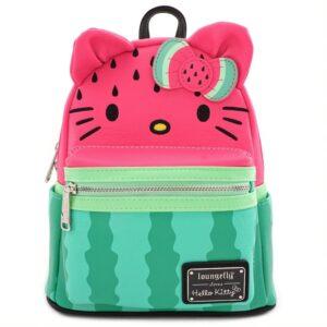 Sac Loungefly Hello Kitty Watermelon