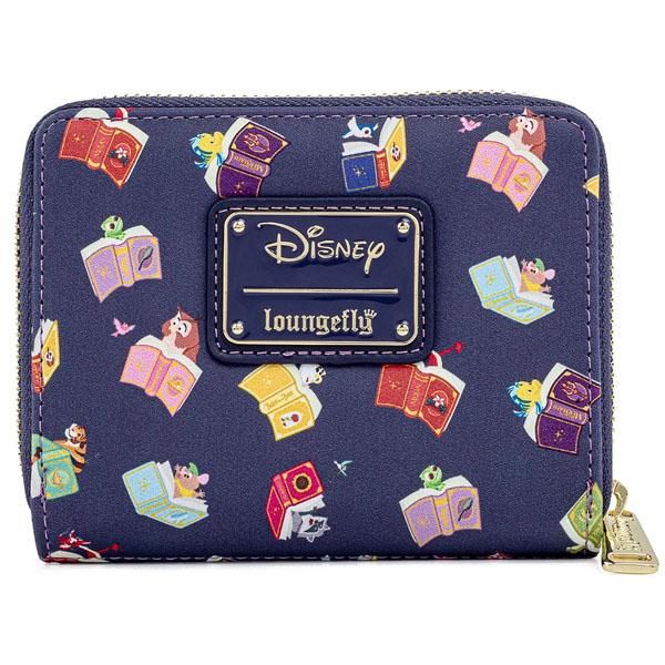 Portefeuille Loungefly Princess Books Disney