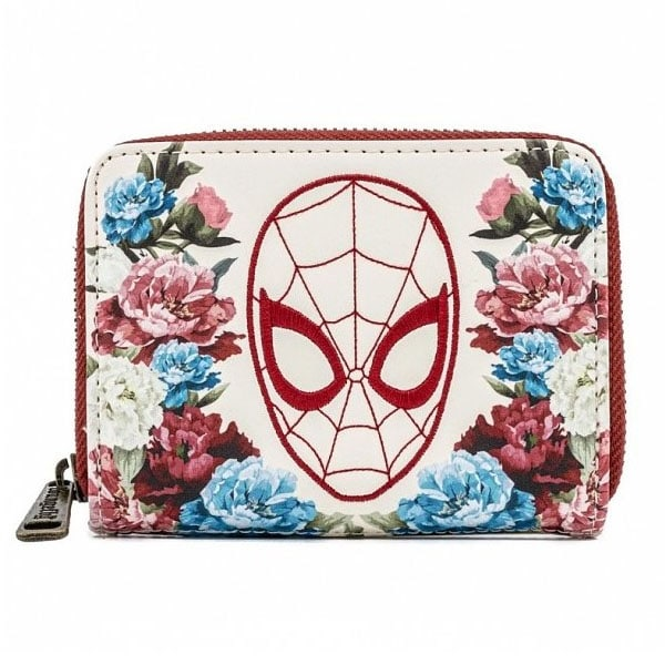 Portefeuille Loungefly Spiderman Disney Marvel