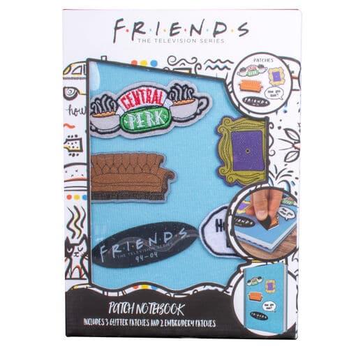 Carnet Friends Velcro
