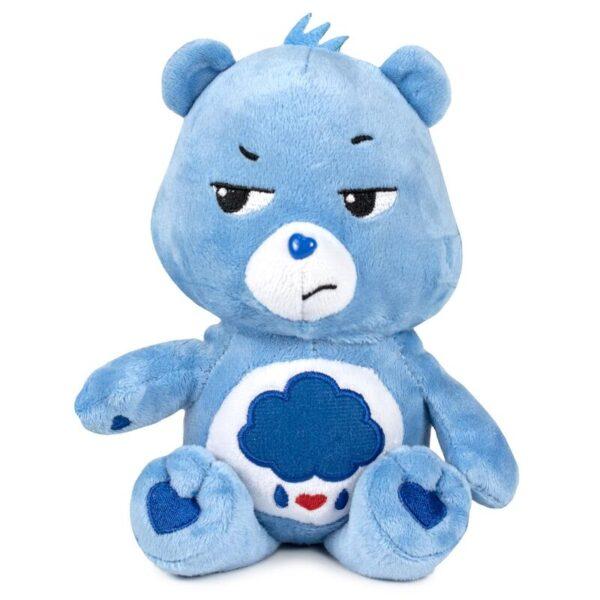 peluche bisounours 20cm bleu