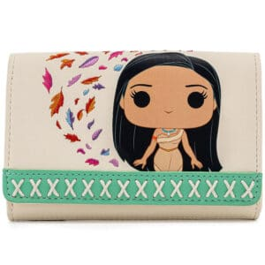 portefeuille loungefly pocahontas